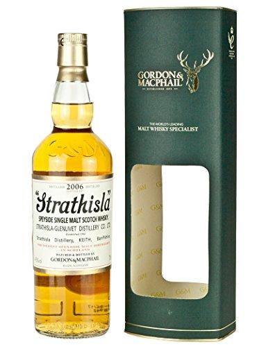 Gordon & MacPhail STRATHISLA Distillery Labels Speyside Single Malt Scotch Whisky 2006 (1 x 0.7 l)