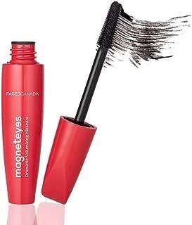Faces Canada Magneteyes Dramatic Volumizing Mascara Black 9.5 ml (Black)