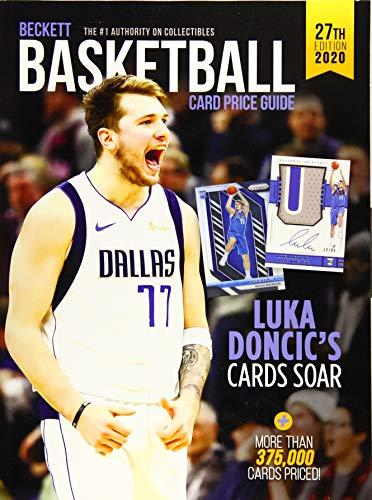 Beckett Basketball Price Guide #27 2019 Edition (Beckett Basketball Card Price Guide)