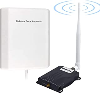 Home Cell Phone Signal Booster AT&T T-Mobile Signal Booster 4G LTE obdator Band12 /17 Cell Phone Booster ATT Cell Phone Si...