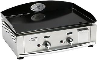 Roller Grill PSI 600 G Plancha inox pro au gaz 2 feux