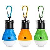 Eletorot Campinglampe LED Camping Laterne Tragbare Zeltlampe Laterne Glühbirne Set-Notlicht COB150...