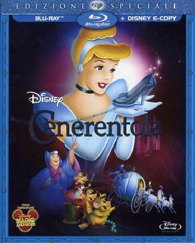 Cenerentola (Special Edition) (Blu-Ray+E-Copy)