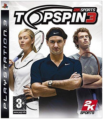 Take-Two Interactive Top Spin 3 vídeo - Juego (PlayStation 3, Deportes, E (para todos))