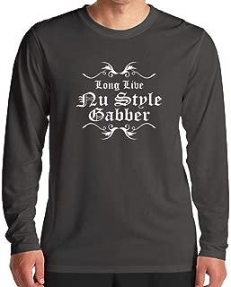 Idakoos Long Live Nu Style Gabber Long Sleeve T-Shirt