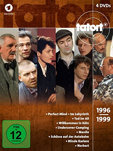 90er Box, Vol. 3 (1996-1999) (4 DVDs)
