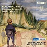 Complete Symphonic Works 2 by EDVARD GRIEG (2011-08-30)