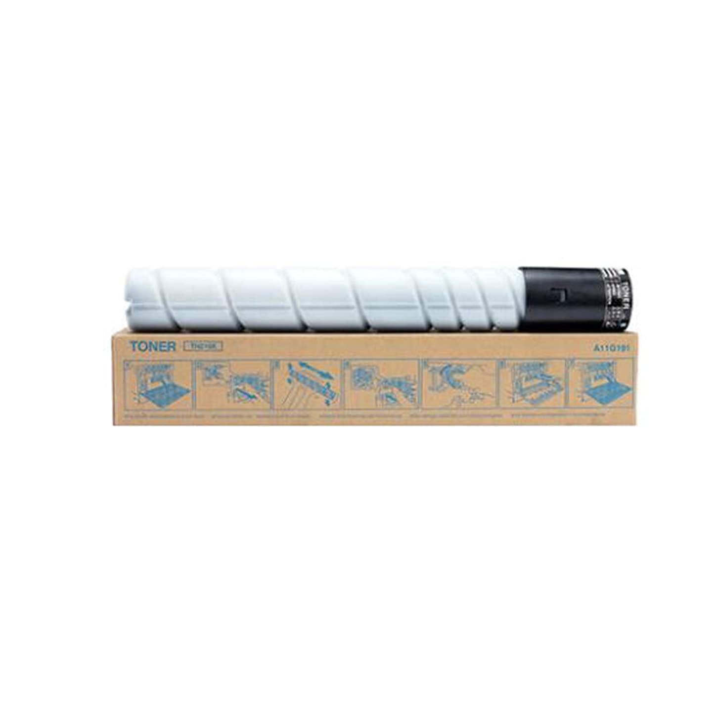 Compatible with KONICA MINOLTA TN324 Toner Cartridge for KONICA MINOLTA BIZHUB C258 C308 C368 Copier Cartridge,Black