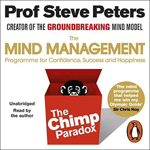 The Chimp Paradox cover art