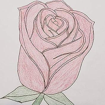 Rose for a broken heart