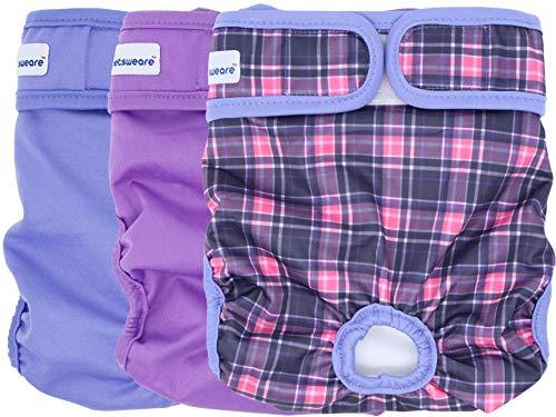 Petsweare Dog Diaper –Colorful Diapers