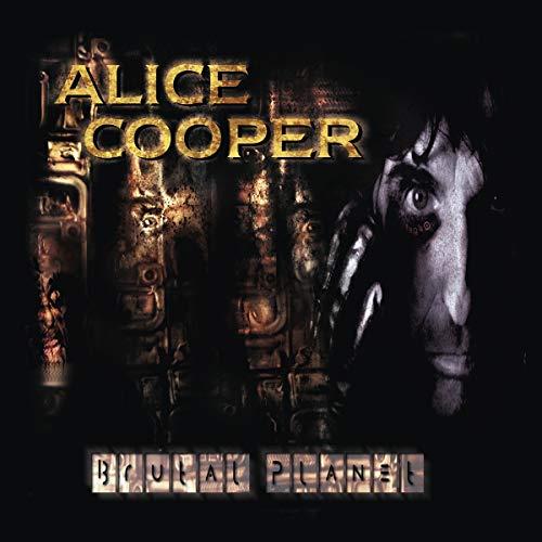Alice Cooper - Brutal Planet [Vinilo]