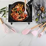 Zoom IMG-2 12 pezzi utensili cucina silicone