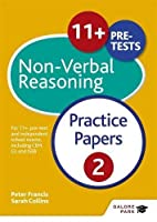 11+ Non-Verbal Reasoning Practice Papers 2