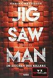Nadine Matheson: Jigsaw Man – Im Zeichen des Killers