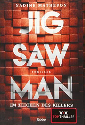 Jigsaw Man - Im Zeichen des Killers: Thriller