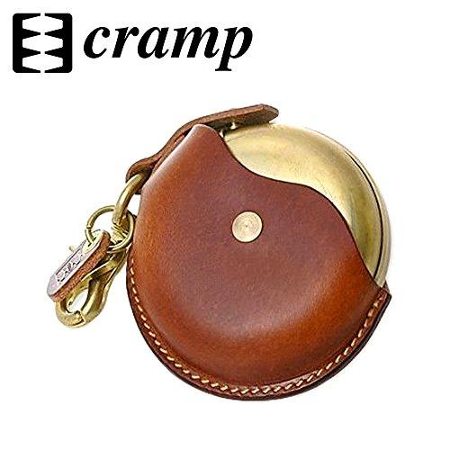 Cramp(クランプ)『イタリアンレザー携帯灰皿、レザーマルチケース(Cr-131)』
