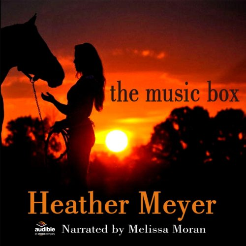 The Music Box audiobook cover art