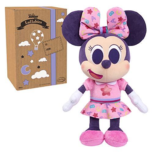 Disney Junior Music Lullabies Bedtime Plush, Minnie Mouse, Amazon Exclusive