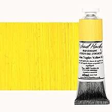 Michael Harding Artist Oil Colors - Genuine Naples Yellow Light - 40ml Tube