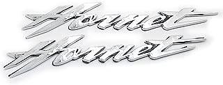 Motoparty 3D Hornet Logo Decals Fairing Stickers Fit For Honda Hornet 250 400 599 600 CB600F 900 CB900F 919 Fuel Gas Tank Decal Sticker