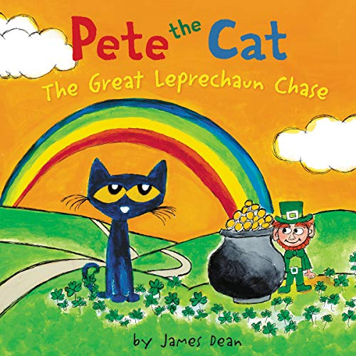 Pete the Cat: The Great Leprechaun Chase: Pete the Cat