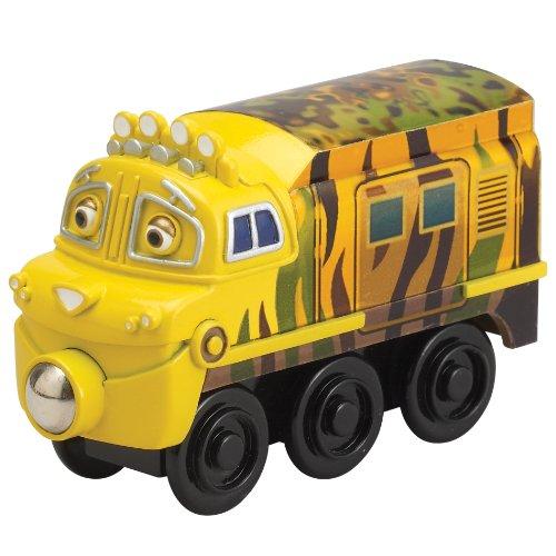 Tomy Chuggington - LC56006 - Maquette - Figurine Chuggington de Train en Bois