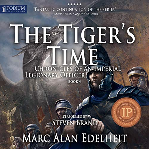 The Tiger's Time cover art