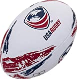Gilbert Ballon Rugby Coupe du Monde 2019 - USA - T5 Supporter