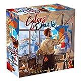 カラーズ・オブ・パリ(Colors of Paris)和訳付輸入版/SuperMeeple/Nicolas De Oliveira