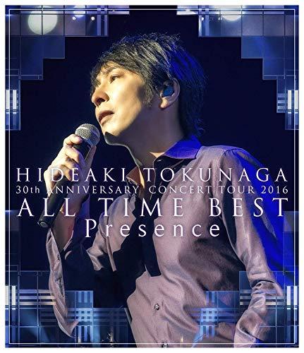 [画像:30th ANNIVERSARY CONCERT TOUR 2016 ALL TIME BEST Presence [Blu-ray]]