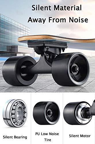 Elektrisches FATSW Skateboard Bild 3*