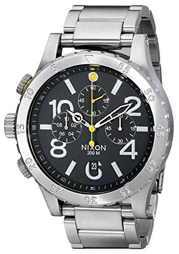 Nixon Men's A486000 48-20 Chrono Watch