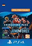 JUMP FORCE - Characters Pass - PS4 Download Code - deutsches Konto