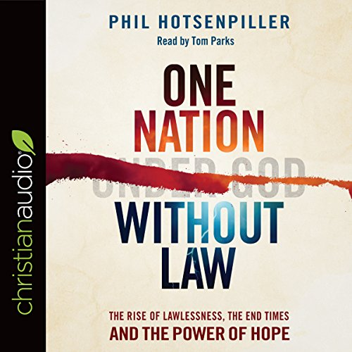 One Nation Without Law audiobook cover art