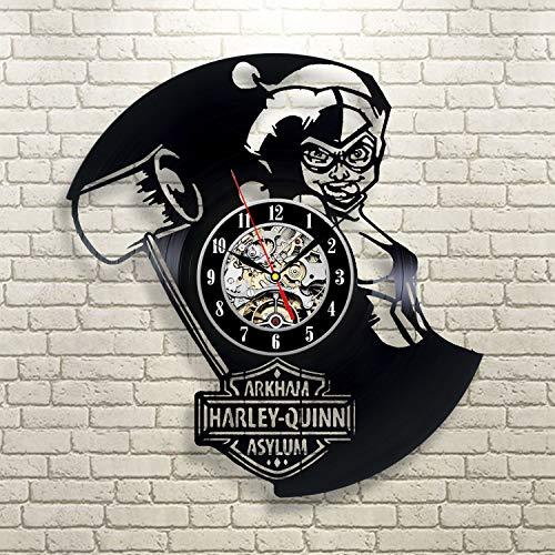 51-aaXq7R4L Harley Quinn Clocks