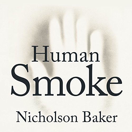 Human Smoke audiobook cover art