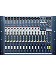 Soundcraft EPM12 Low-cost high-performance mixer