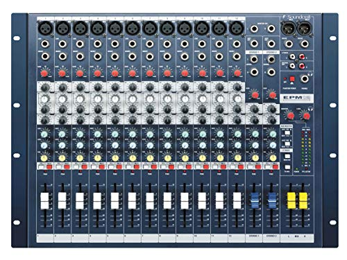 Soundcraft EPM12 - Mezclador