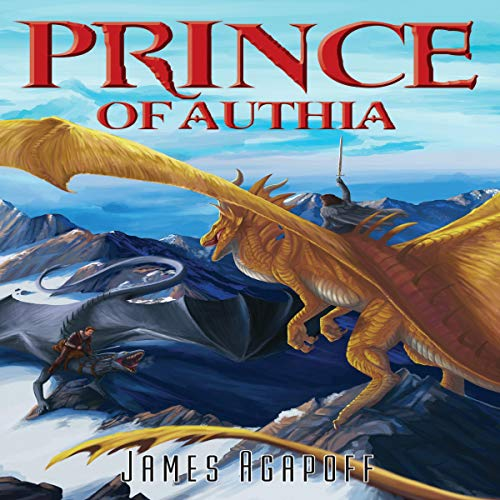 Prince of Authia: The Dragons of Apenninus, Book Two