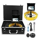 Lsaardth Video Camera-5in 17mm IP68 Cámara de Video de inspección de alcantarillado Industrial de...