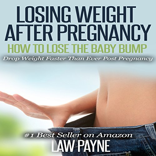 Losing Weight after Pregnancy audiobook cover art