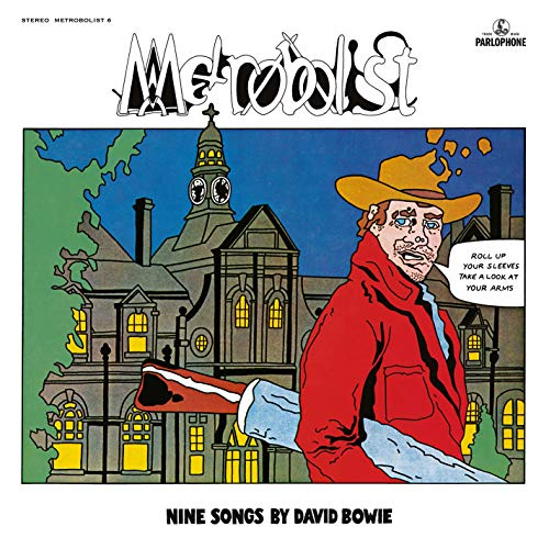 Album Art for Metrobolist (aka The Man Who Sold The World) by David Bowie
