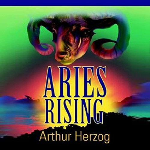 Aries Rising audiobook cover art
