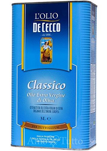 De Cecco Natives Olivenöl Extra Il Classico 3 Liter (3l)