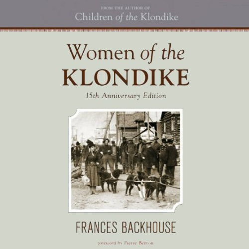 Page de couverture de Women of the Klondike