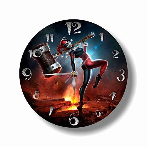 51-agK1GqPL._SL500_ Harley Quinn Clocks