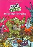 Maudit Manoir, tome 1 - Pique-nique surprise