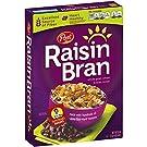 Post Raisin Bran Whole Grain Wheat & Bran Cereal 20 oz