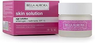 BELLA AURORA crema antiarrugas spf 15 tarro 50 ml